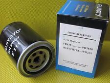 FORD RANGER 2.5 TDCi 4x4 Oil Filter, (Diesel 05/06> )