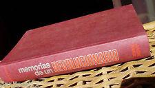 Memorias de un revolucionario/ Jack Max/ Primera edición/ 1975