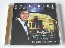 Engelbert Humperdinck - The Best Of - Live CD ( CD Album 1998 ) Used very good