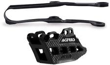 Acerbis Chain Guide and Slider Kit 2.0 Black KAWASAKI KX250F 2449450001 73-1322