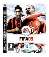 FIFA 09 (PS3), Very Good PlayStation 3, Playstation 3 Video Games