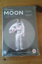 DVD Moon Sam Rockwell Finest Sci-Fi Movie Since Blade Runner Brand New & Sealed