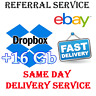 Dropbox 18GB Lifetime Upgrade Permanent Space Friends Referral Service in 1 day
