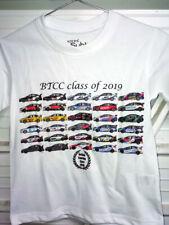 BTCC British Touring Cars Championship Class of 2019 Adult & Childrens T-shirt