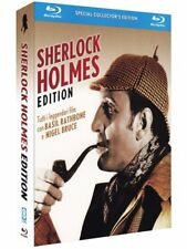 Blu Ray Sherlock Holmes Edition Special Collector'S Edition (Box 14 Blu Ray) NEW