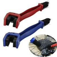 Plastic Cycling Motorcycle Chain Clean Brush Gear Outdoor Cleaner Scrubber Tool