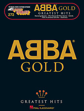 E-Z Play Today 272 - ABBA - Easy Keyboard Organ Songs Music Book EZ SFX Big Note