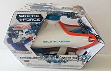 Wham-O Arctic Force Snowball Blaster Solo Target Game Outdoor Toy Game New w/Box