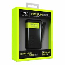 Tylt PowerPlant Portable Charger Kit- Micro-USB