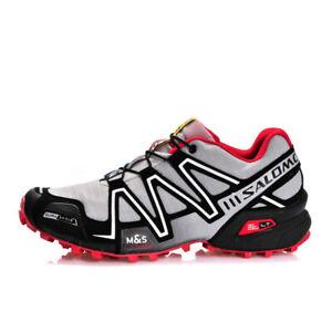 Salomon Speedcross 3 Herren Outdoorschuhe Laufschuhe Hikingschuhe Cross Schuhe