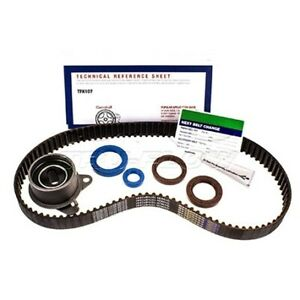 Tru-Flow Timing Belt Kit TFK107 fits Mitsubishi Colt 1.5 (Z27) (RG)