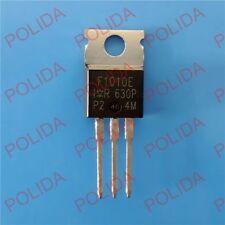 10PCS MOSFET Transistor IR TO-220 IRF1010E IRF1010EPBF F1010E