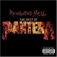 "PANTERA ""REINVENTING HELL- BEST OF..."" CD+DVD NEU"