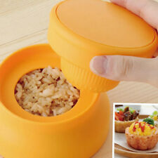 Rice Mold Meat Vegetable Mould Creative Lunch Gadgets Kitchen Tool Sushi Roll