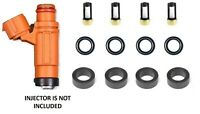 Fuel Injector Repair O-Ring Kit for Yamaha 60E-13761-10-00 Injector