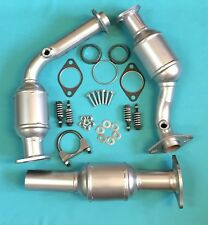 Fits 2005 2006 2007 Ford Five Hundred 3.0L D/S P/S & Rear Catalytic Converters