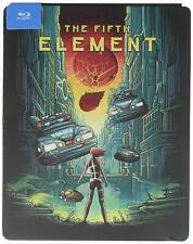 The Fifth Element (Blu-ray Disc, SteelBook Limited Edition