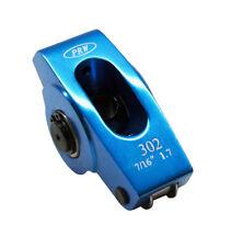 "PRW 0330208 Aluminum Roller Rocker Arm  Ford 289-351W 1.7 Ratio 7/16"" self Align"