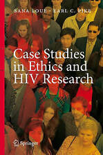 Case Studies in Ethics and HIV Research-ExLibrary