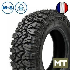 215/65 R16 WRANGLER modèle copie Pneu 104Q 4x4 Mud Terrain MT SUV M+S 3PMSF