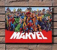 Marvel The Avengers X-Man All Hot Superhero Amercian Comic Fabric Poster TY238