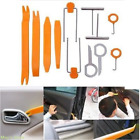 Car SUV 12pcs Door Panel Moulding Audio Stereo Trim Dash Removal Open Pry Tools
