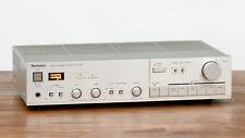 Technics su-v4x amplificador estéreo/amplifier en plata
