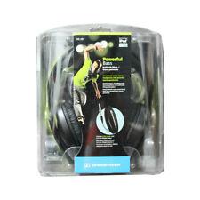 New Genuine Sennheiser HD202 II Dynamic DJ Closed Supraaural Stereo Headphones