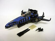 GI JOE NIGHT ADDER Valor vs Venom Action Figure Vehicle NOT COMPLETE 2005