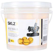 SKLZ Bolt Balls Soft Micro Training Balls - 50 Pack - Yellow