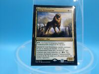 carte x1 magic MTG theros FR lion bronzepeau 210/254
