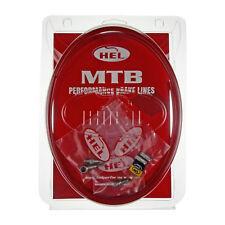 HEL Braided Hydraulic Disc Caliper Brake Line Kit for Hope 6 Ti