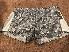 NWT Old Nave Women's Gray Active Shorts Size XXL