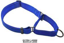 New listing Max & Neo Nylon Dog Martingale Collar, Blue, Xl