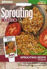 Johnsons - Pictorial Pack - Vegetable - Fenugreek (Sprouting Seeds) - 30g Seeds