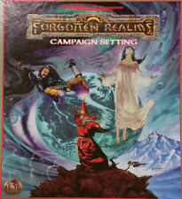 Forgotten Realms Campaign Setting Dungeons & Dragons D&D AD&D - No Box