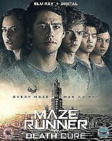The Maze Chemin - The Death Cure Blu-Ray (6790007000)