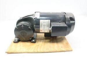 Us Motors F308/K08100576N Gearmotor 44rpm 1ph 1/2hp 115/208-230v-ac