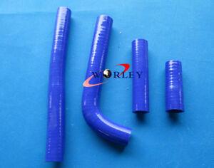 For Yamaha YZ400F/WR400F/YZ426F/WR426F 1998-2002 99 00 01 silicone radiator hose