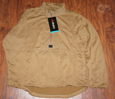 NEW USMC Polartec Grid Fleece Power Dry Shirt PECKHAM 2XLARGE Pullover 2XL MCWCS
