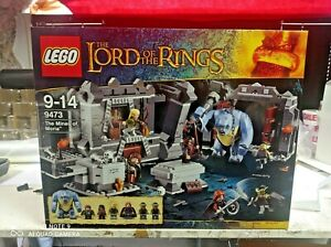LEGO 9473 THE LORD OF THE RINGS THE MINES OF MORIA NUOVO NEW NISB