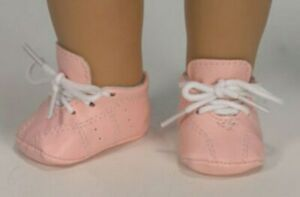"""New """"Pink Sneakers"""" fits 15"""" American Girl Bitty Baby - by Sophia's"""