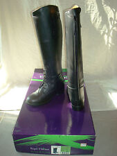 Bottes equitation cheval marque Equi-Théme t 41 standard black NEUF