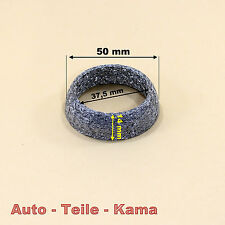 Junta escape para subaru, suzuki y toyota, anillo obturador alambre tejido anillo obturador