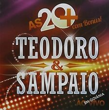 Teodoro & Sampaio - As 20 Plus [New CD]