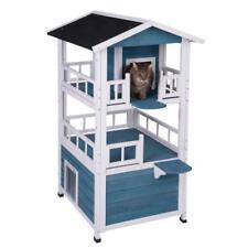 New Penthouse Cat House Indoor Outdoor Climbing Sleep Nap Tower Furniture Centre