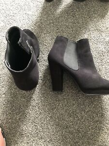 Ladies New Look Ankle Boots