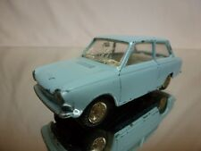 LION CAR DAF 44 VARIOMATIC - PALE BLUE 1:43? - GOOD CONDITION