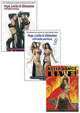 Sadie & Kaya Belly Dance DVD Set - How to and Show Belly Dance Videos