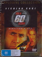 Gone In 60 Seconds - Action - Explosive Collection / Steel Slip Case - DVD